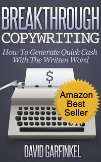 Breakthrough Copywriting cover with badge